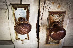Old Rustic Doors
