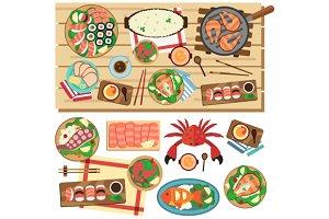 Asian Kitchen.