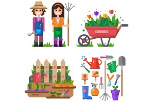 Gardening and Everything Linked!
