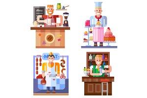 Real Men's Food Job :)