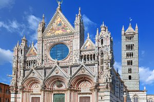 Siena Cathedral, Italy.