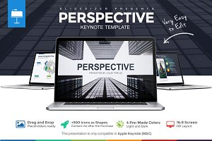 Perspective Keynote Template