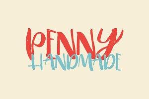 Penny Font