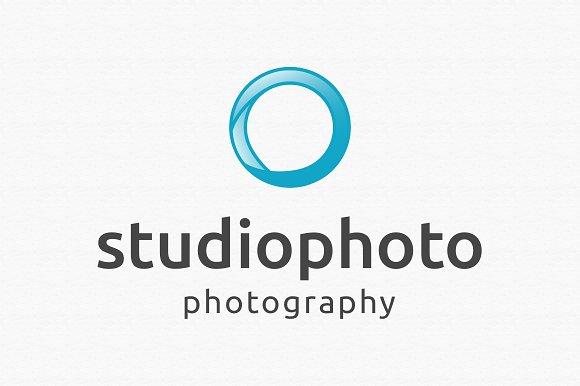 Studio Photo Logo Template ~ Logo Templates ~ Creative Market