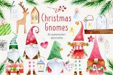 Christmas Scandinavian Gnomes