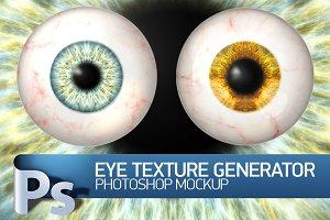 Eye Texture Generator