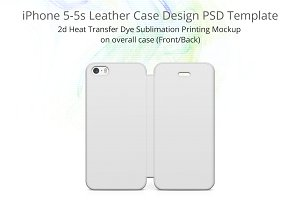 iPhone 5-5s 3d IMD Case Mockup Right ~ Product Mockups ~ Creative Market