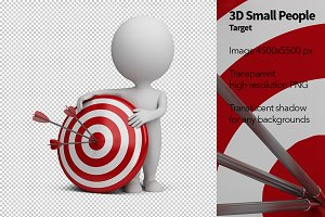3D Small People - Target