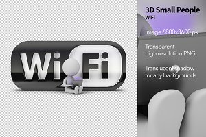 3D Small People - WiFi