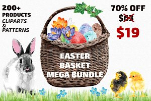 Easter Basket - MEGA Bundle