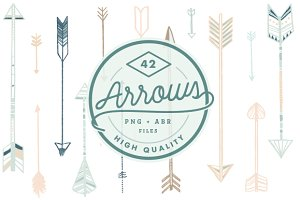 42 Arrow Designs