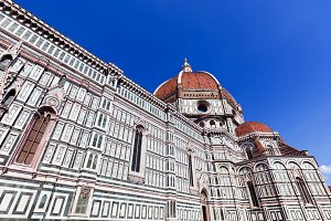 Architecture of Florence, Italy.