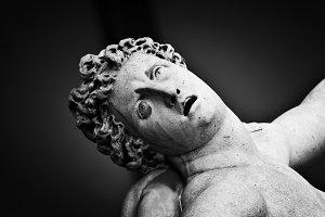 Sculpture in Loggia dei Lanzi