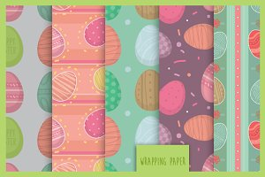 Easter patterns