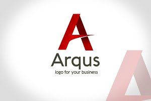 Logo for Letter A name businesses