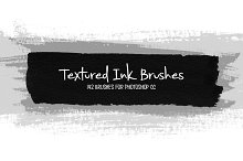 Textured Ink Brushes
