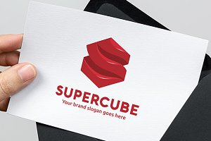 Super Cubic Logo