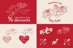 Valentine's Day  discounts