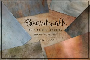 Boardwalk Fine Art Textures