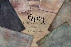 Gypsy Fine Art Textures