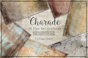 Charade Fine Art Textures