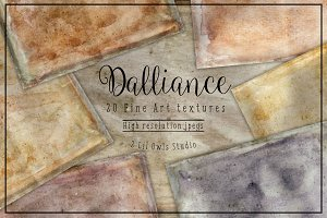 Dalliance Fine Art Textures