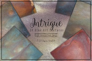 Intrigue Fine Art Textures
