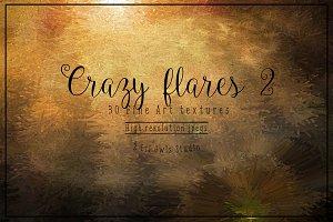 Crazy Flares 2 Fine Art Textures