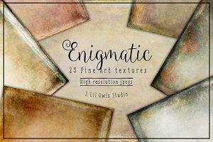 Enigmatic Fine Art Textures