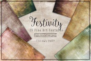 Festivity Fine Art Textures