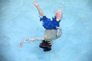 Jesse Underwater