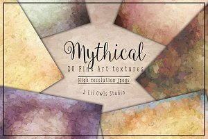 Mythical Fine Art Textures
