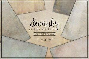 Swanky Fine Art Textures
