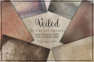 Veiled Fine Art Textures