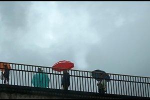 A Little Rain Must Fall