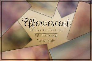 Effervescent Fine Art Textures