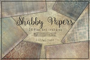 Shabby Papers