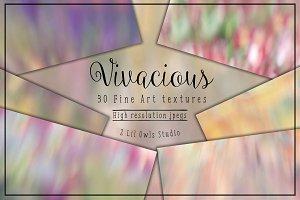 Vivacious Fine Art Textures
