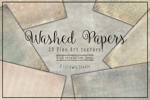 Washed Papers