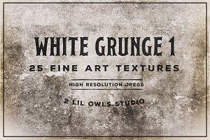 White Grunge 1 Textures