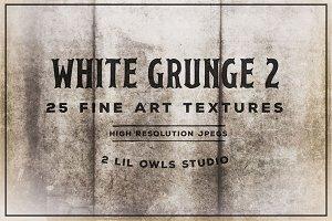 White Grunge 2 Textures