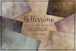 Bellissimo Fine Art Textures