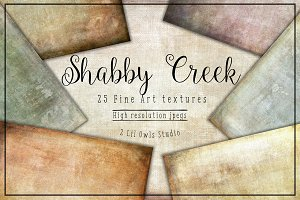 Shabby Creek Fine Art Textures