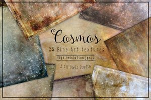 Cosmos textures