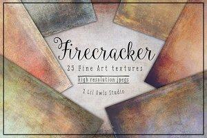 Firecracker Textures