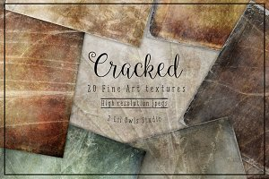 Cracked Fine Art Textures
