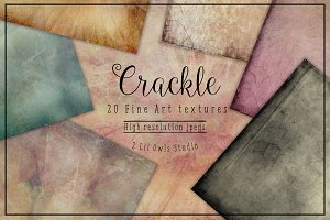 The Crackle Collection – Fine Art Te