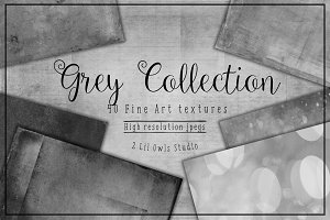 The Grey Collection – Fine Art Textu