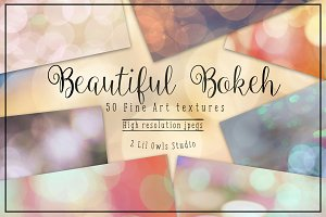 Beautiful Bokeh – Fine Art Textures