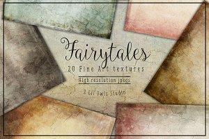 Fairy tales Fine Art Textures